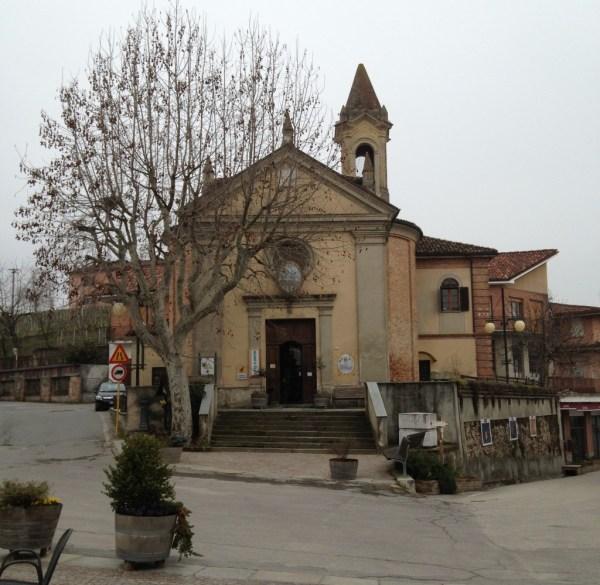Barbaresco's Enoteca Regionale, Italy