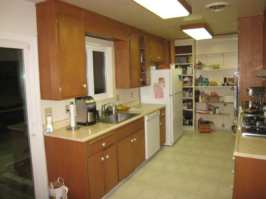 walnut creek kitchen dining area remodel kitchen lighting layout Before After