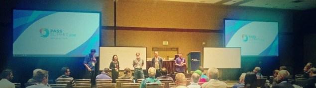 Azure SQL DB Chalk Talk at PASS Summit