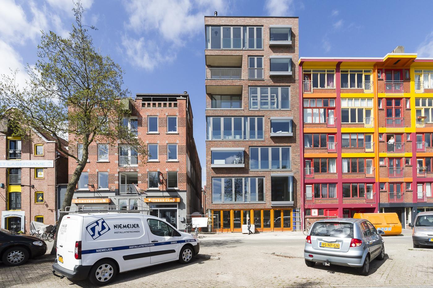 Nominatie mooiste gebouw Groningen