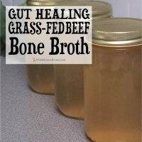 Beef Bone Broth