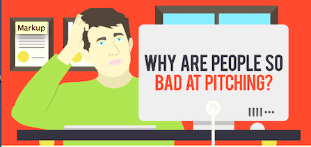 The Problem With Pitching