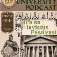 MUP Episode 114 – It's an Invictus Festivus!