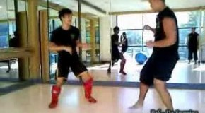 Muay Thai Chaiya Sparring