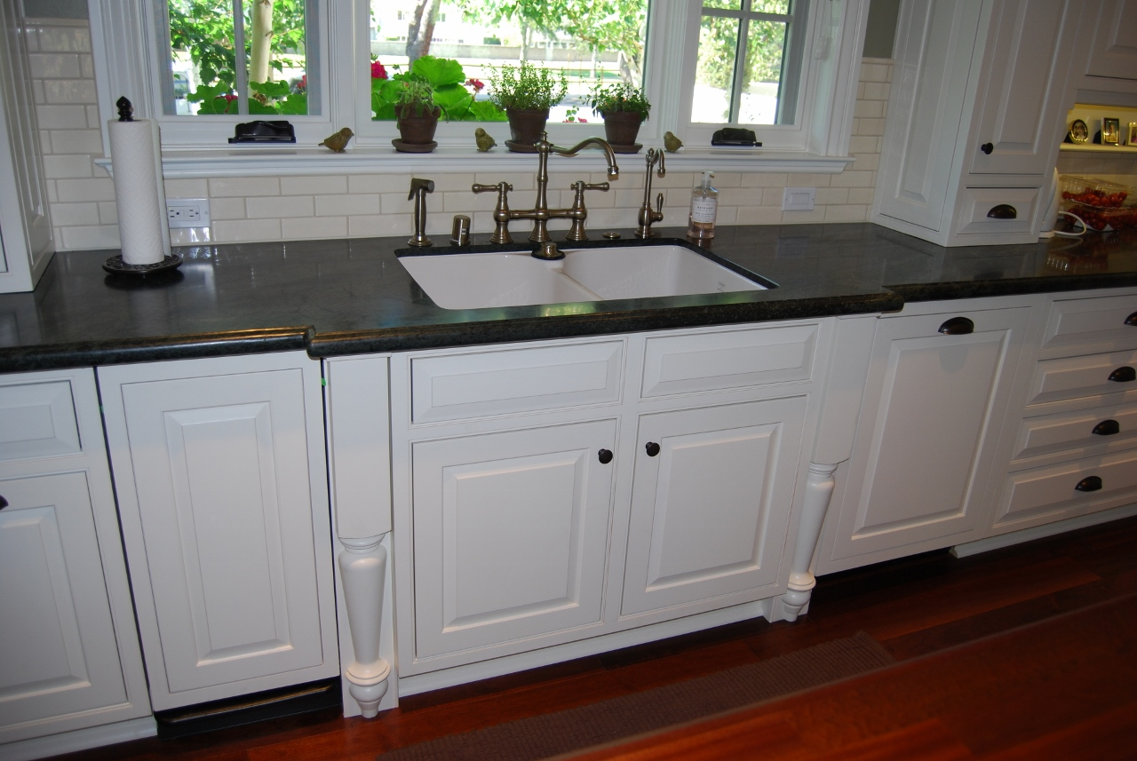 kitchen cabinets review local custom or semi custom manufactured kitchen remodeling kitchen design cabinet design subway tile back splash brushed nickel faucets soapstone Medallion Cabinets