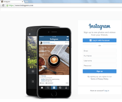 How to Sign Up for Instagram on PC