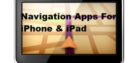 5 Best GPS -Navigator Apps For iPhone and iPad