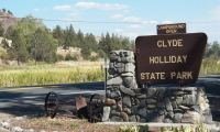 Clyde Holliday State Park