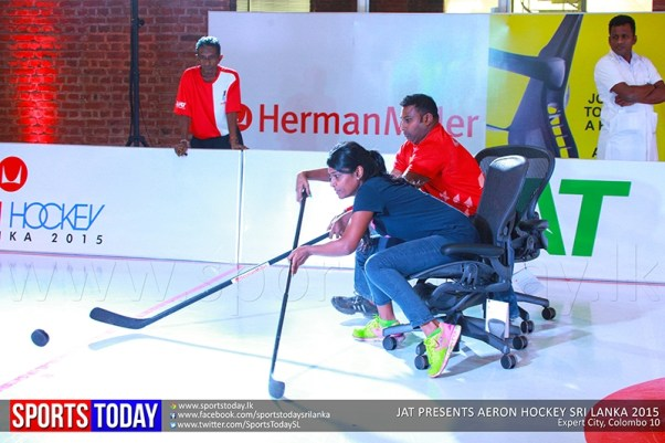 aeron chair hockey