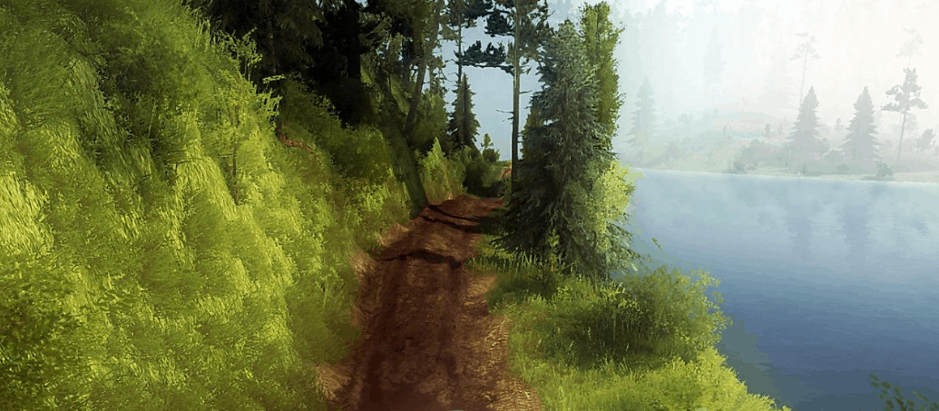 Countryside Map v May 13  1818   Spintires  MudRunner Mod Countryside Map v May 13  1818