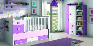 Acogedora habitación infantil