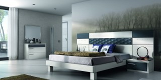 Dormitorio matrimonio kroma