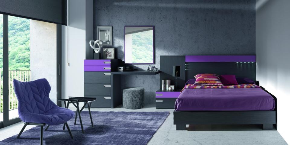 Dormitorio kroma 6