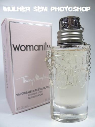Womanity Thierry Mugler - resenha de perfume