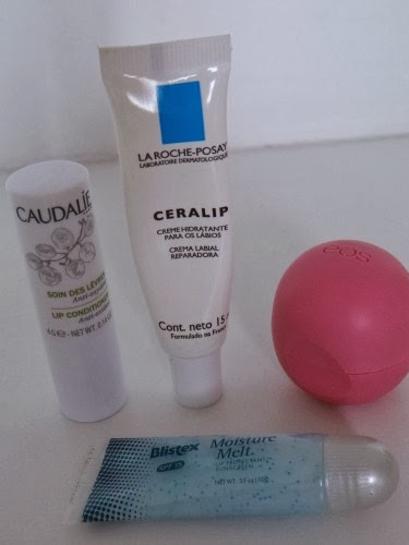 Lip Conditioner Caudalie - melhores lipbalms resenha