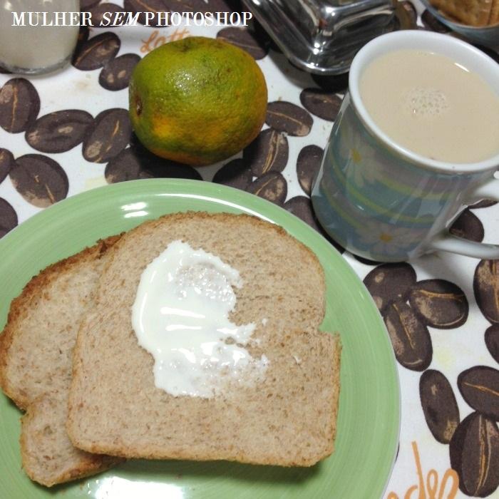 Blogueira de dieta: cardápio café da manhã