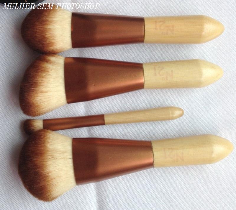 Pincéis de maquiagem Nº21