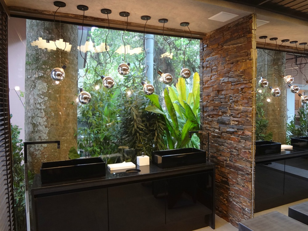 Casa Cor Rio 2016- Banheiro Público – Roberta Nicolau