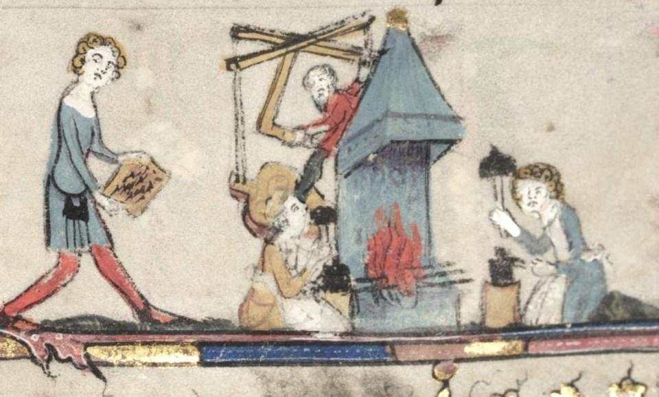 fornalha-medieval
