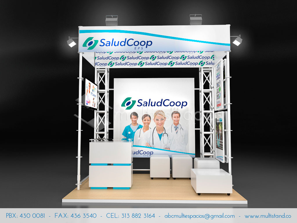 Stand 3m x 2m