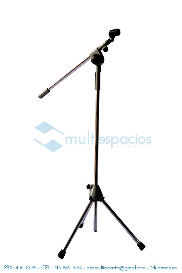 Base para micrófono