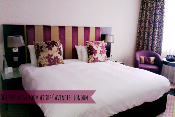 Executive Room At the Cavendish Hotel London