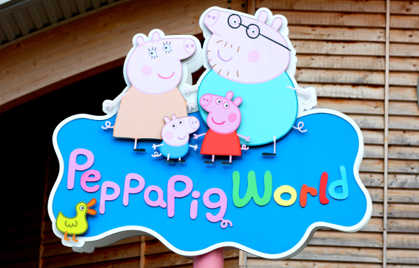 Peppa Pig World at Paulton Park