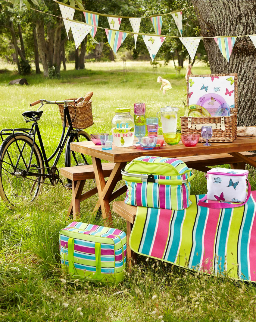 picnic ware from next home and garden