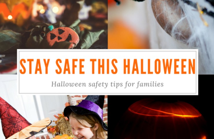 10 Halloween Safety Tips for Families