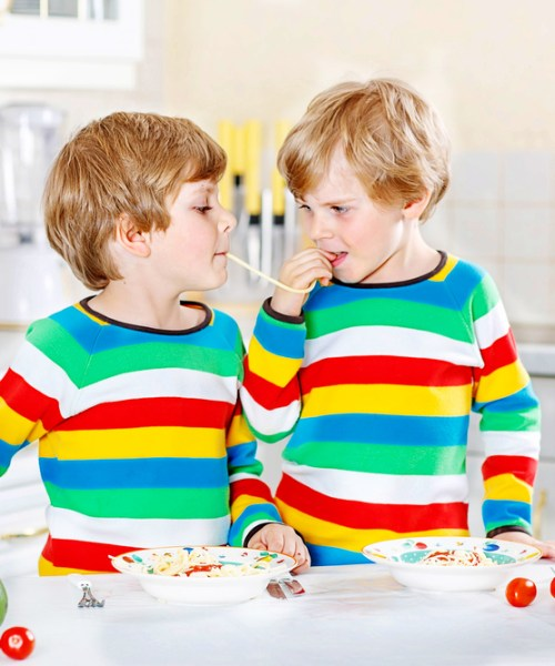 Children and nutrition
