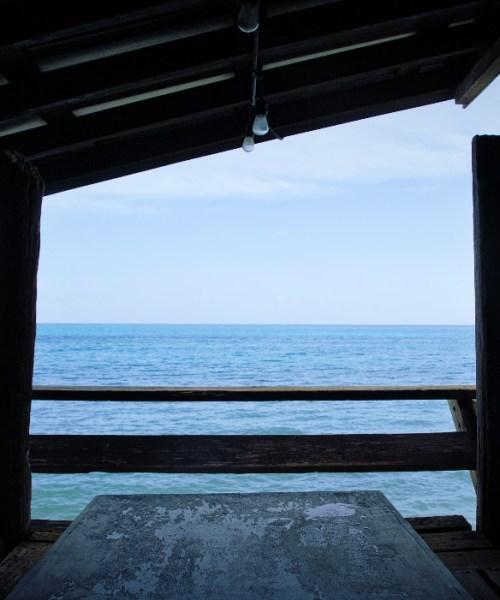 Window Wednesday -- Surfers Bar