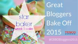 GBBO 2015 star baker week 1