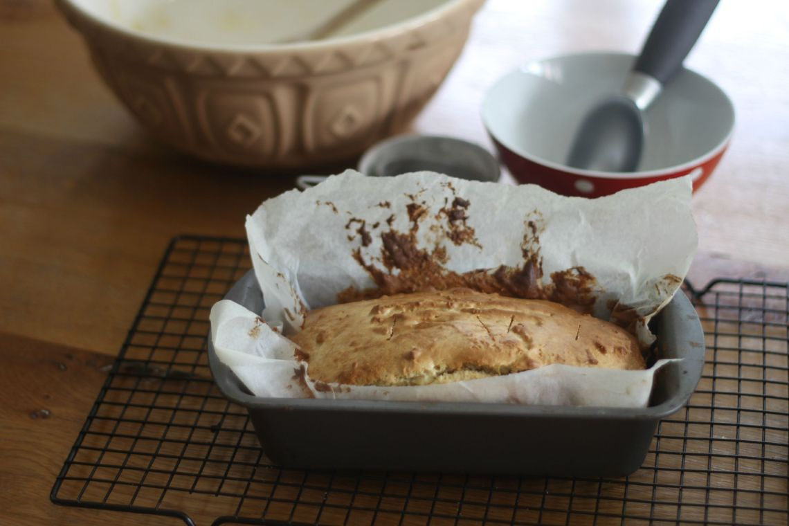 ice cream bread tin