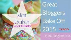 GBBO 2015 star baker week 6