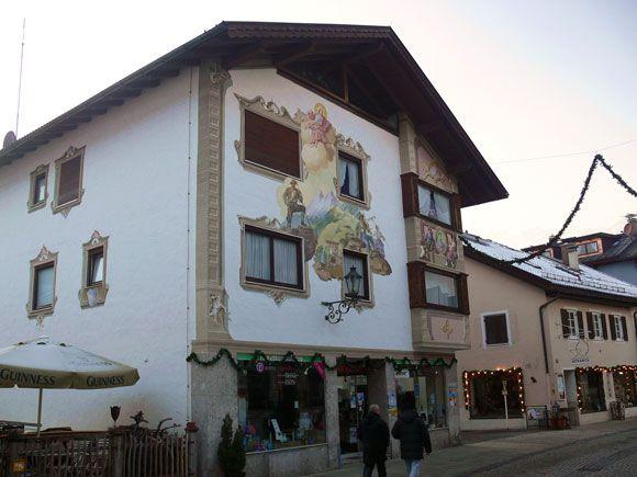 Гармиш-Партенкирхен - Haus Brigitte