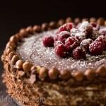 "Delicate Chocolate Cake ""Spartak"""
