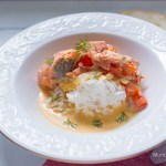 Wild Caught Salmon With Couscous