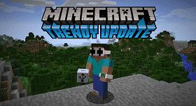 Minecraft 1.RV - La actualización de la moda!