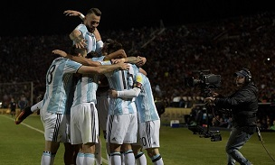 Argentina Celebration Uruguay
