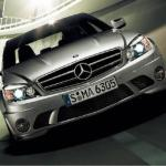 Mercedes Benz AMG C63