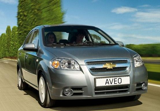 Chevrolet Aveo Sedn Mundoautomotor