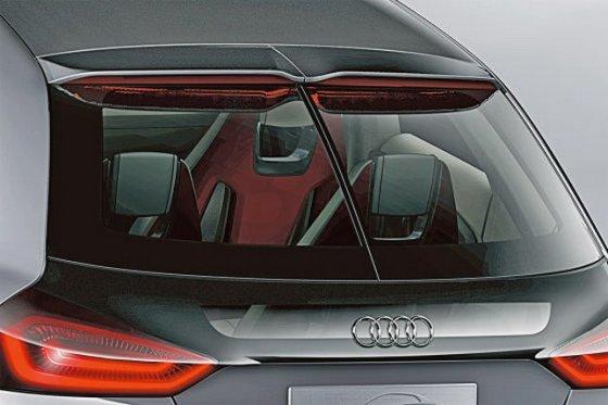 Audi A1 Sportback Concept