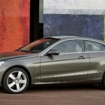 Mercedes Benz Clase E Coupe