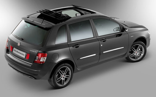 Fiat Stilo Blackmotion