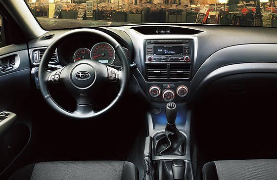 Subaru Impreza 2.0i RN