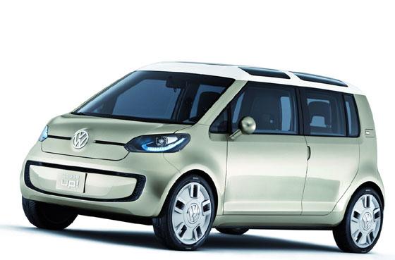 VW prototipo Up!