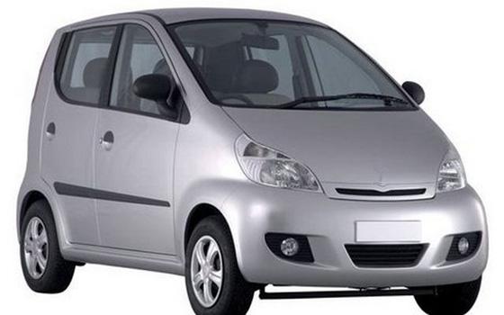 Bajaj mini car