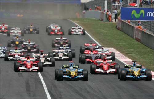 Formula 1 Argentina 2010 ?