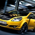 2010 Opel Corsa Color Race