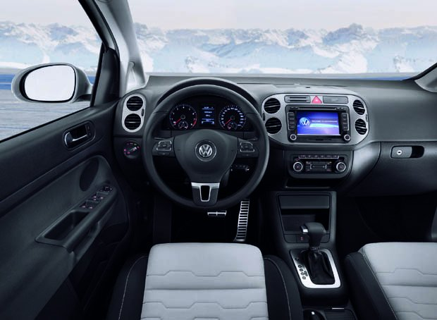 Volkswagen Cross Golf 2010 3